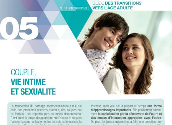 Couple, vie intime et sexualité