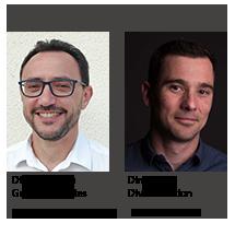 Organigramme Christophe Lambert & Lionel Guiral